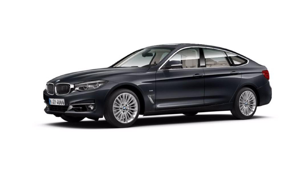 BMW  3 Series GT Arctic Grey Brilliant Effect Metallic Colour