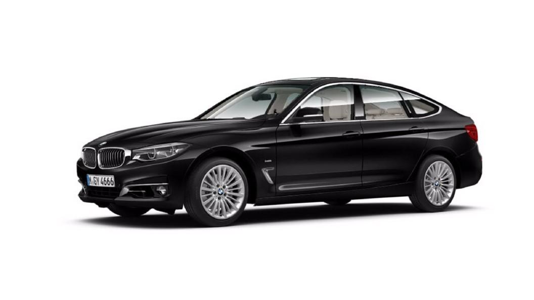 BMW  3 Series GT Black Sapphire Metallic Colour