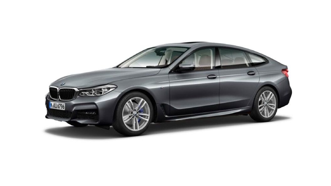 BMW  6 Series GT Bluestone Colour