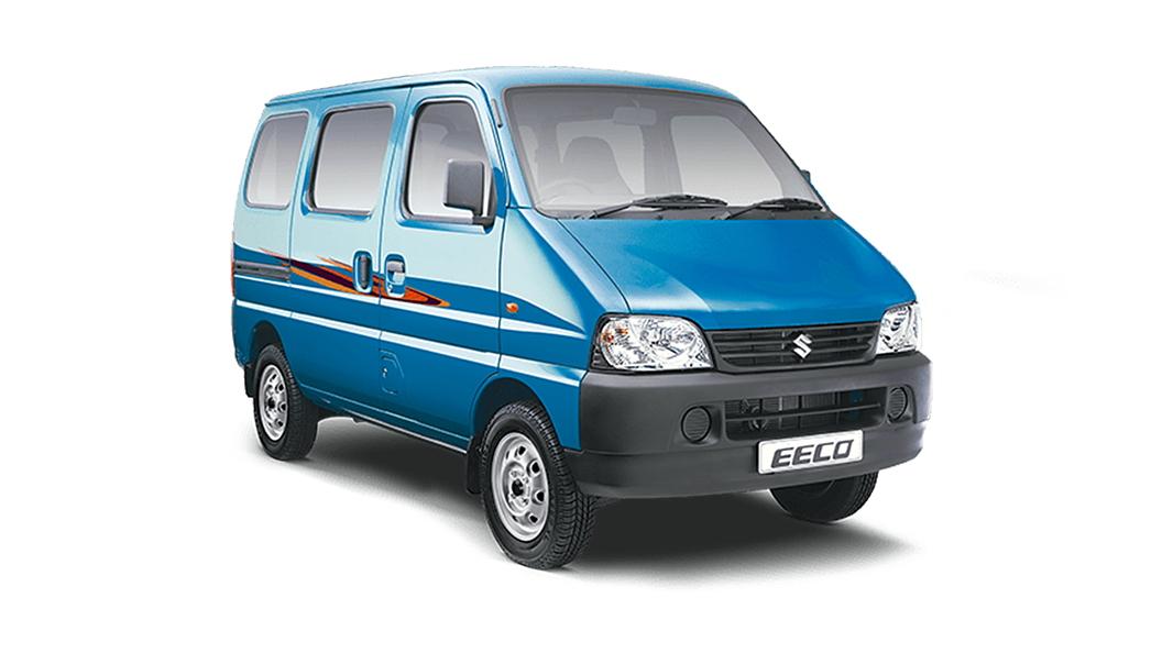 Maruti Suzuki  Eeco Cerulean Blue Colour