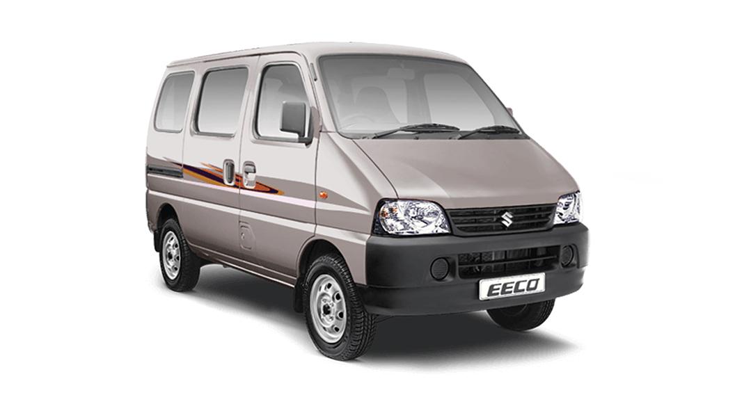 Maruti Suzuki  Eeco Metallic Glistening Grey Colour