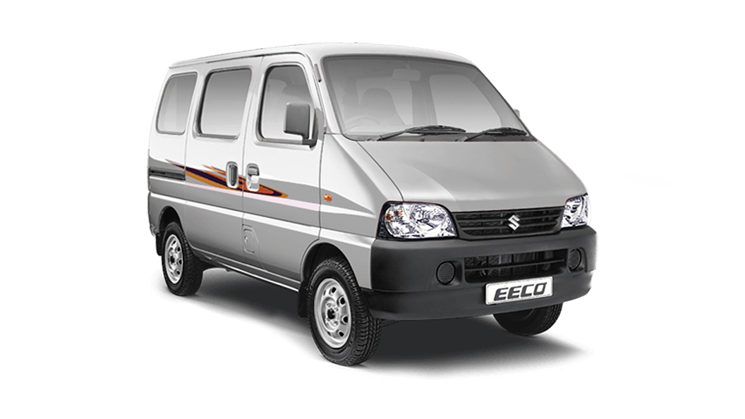 Maruti Suzuki  Eeco Metallic Silky Silver Colour