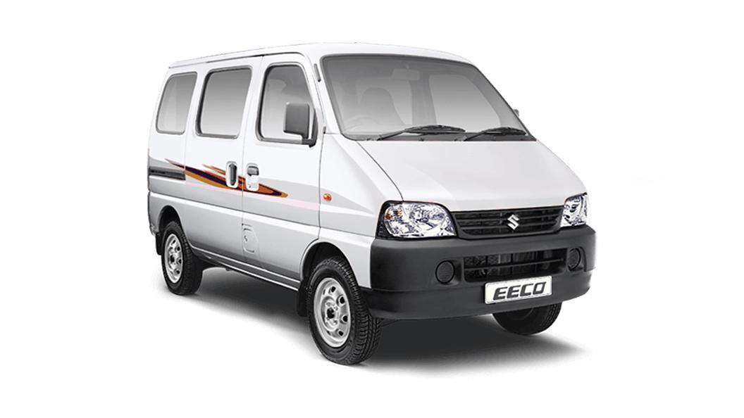 Maruti Suzuki  Eeco Solid White Colour