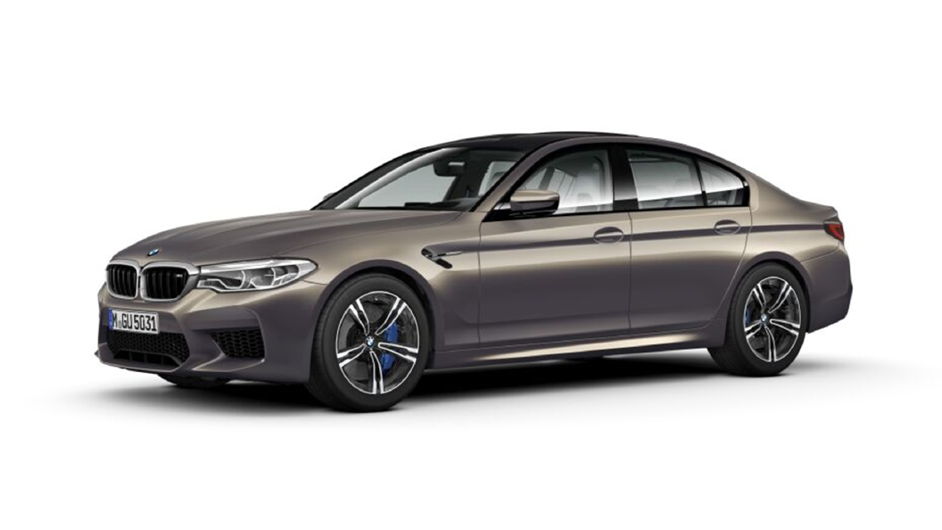 BMW  M5 Champagne Quartz metallic Colour