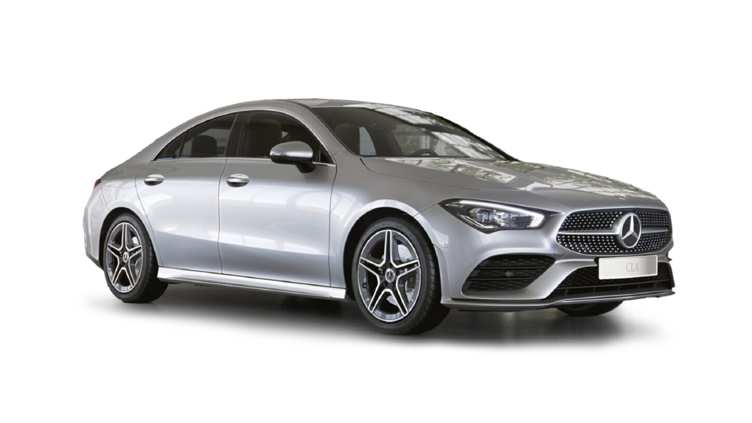 Mercedes Benz  CLA Polar Silver Colour