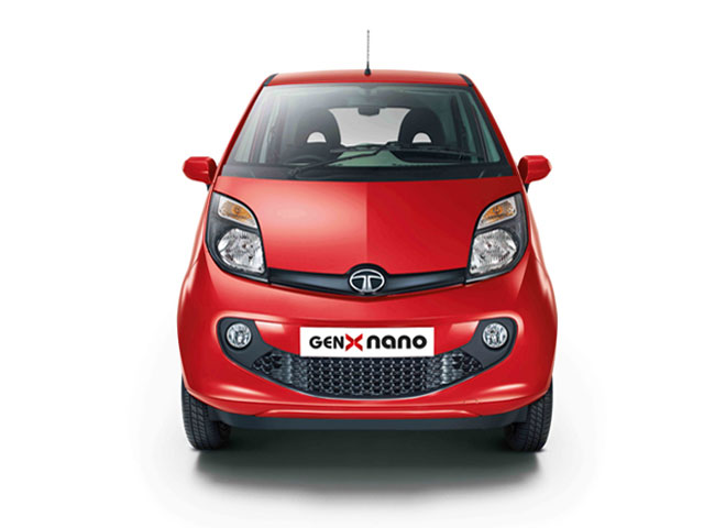 Tata Motors Nano Genx Photos Interior Exterior Images