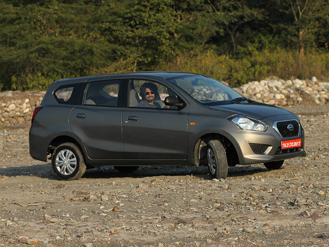 Datsun GO Plus Photos - Interior & Exterior Images of GO ...