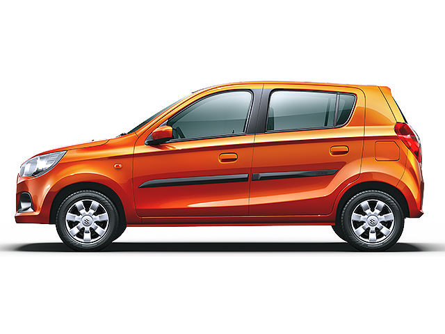 Maruti Suzuki Alto K10 Photos - Interior & Exterior Images ...