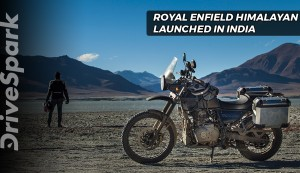 Royal Enfield Himalayan Launch: First Review And Specifications