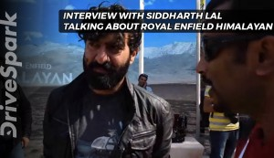Royal Enfield's Siddharth Lal talks about 'Himalayan' : Exclusive Interview