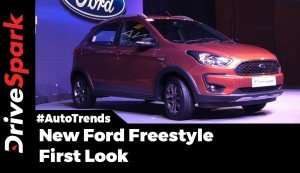 Ford Freestyle First Look Details