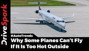 Why Airplanes Cannot Fly When It Is Too Hot