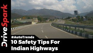 India Highway Safety Tips To Follow