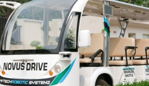 Driverless, Self-Driving Vehicles In India  The HiTech Robotic Systemz Limited