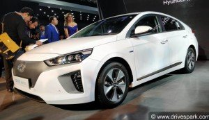 Auto Expo 2018: Hyundai Ioniq Walkaround Video, Specs, Features, Details
