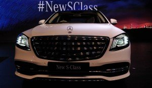 2018 MercedesBenz SClass Launched In India  S 350 D & S 450  Full Details