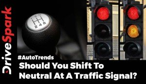 Should You Shift To Neutral At Traffic Stop Lights?