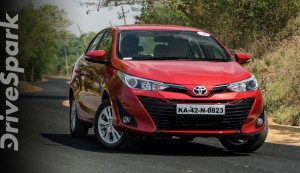 The Toyota Yaris Officially Launched In India