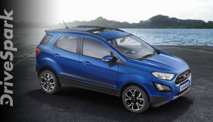 Ford EcoSport S and Signature Edition