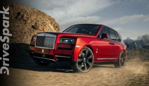 RollsRoyce Cullinan — The Best OffRoader, Money Can Buy?