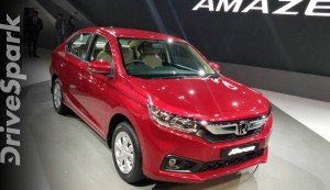 The All New Honda Amaze — A Quick Look