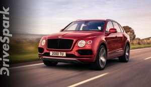 Bentley Bentayga V8 launched In India
