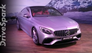 Mercedes-AMG S63 Coupe Quick Look