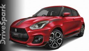 Suzuki Swift Sport Red Devil Edition Quick Look