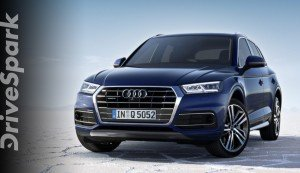 Audi Q5 Petrol   Quick Look