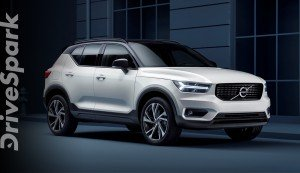 New Volvo XC40 Launched In India; Priced At Rs 39.90 Lakh
