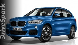 BMW X1 sDrive20d M-Sport Launched In India