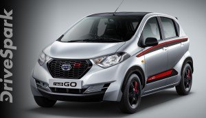 Datsun Redi-GO Limited Edition Launched In India