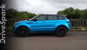 Range Rover Evoque Landmark Edition Walkaround Review: Details, Specs, Features & More