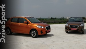 Datsun Go & Go+ Review  2018 Model Datsun Go & Go+ First Drive Impressions