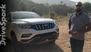 Mahindra Alturas Off-Road Drive  First Impressions