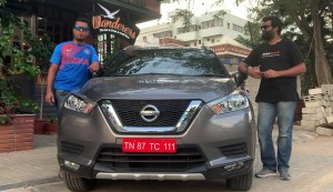 Nissan Kicks Wish Car Tour #BengaluruChapter