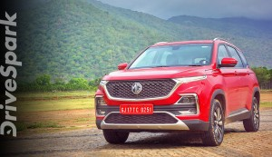 MG Hector First Drive Review: Interior, Features, Engine, Design, Specs & Performance