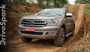 New Ford Endeavour Off-Road Experience  We Explore The Ford Endeavour's Off-road Capabilities