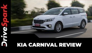 Kia Carnival Review: Features, Specs, Performance & Driving Impressions & Other Details
