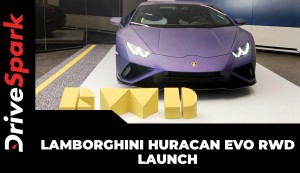Lamborghini Huracan Evo RWD Launched In India  First Look  Prices, Specs, Features & Other Details