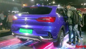 MG Marvel X at Auto Expo 2020 | MG Marvel X  First Look, Features & More