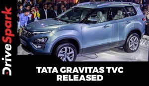Tata Gravitas TVC Video Released | Expected Prices, Specs, Features & Other Details