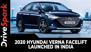 2020 Hyundai Verna Facelift Launched In India | Prices, Specs, Features & Other Updates