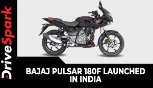 Bajaj Pulsar 180F Launched In India | Prices, Specs, Features & Other Details