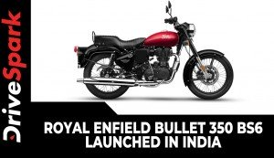 Royal Enfield Bullet 350 BS6 Launched In India | Prices, Specs, Features & Other Details