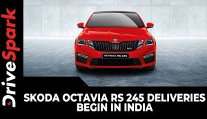 Skoda Octavia RS 245 Deliveries Begin In India | Highest Demand From Bangalore City