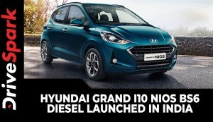 Hyundai Grand i10 NIOS BS6 Diesel Launched In India | Prices, Specs & Other Details