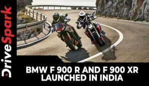 BMW F 900 R And F 900 XR Launched In India, Price, Specs, & Other Details