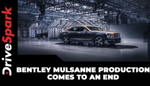 Bentley Mulsanne Production Comes To An End| 6.75 Edition By Mulliner Details