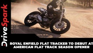 Royal Enfield Flat Tracker To Debut At American Flat Track Season Opener